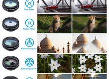 عدسات تصوير للهواتف