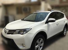 Toyota Rav-4 2013 model (cash or Installment)