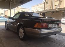 للبيع مرسيدس SL 500 للجادين فقط السعر 1450 دينار