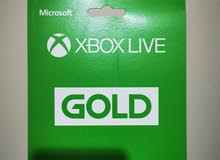 Xbox one live gold