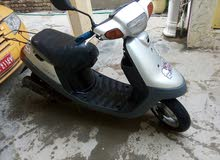 Used Yamaha motorbike is up for sale