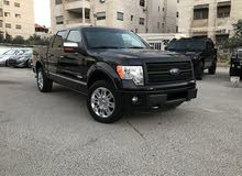 Automatic Ford F-150 2012