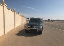Green Nissan Patrol 1998 for sale