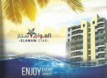 شقة للبيع قسط بقلب مرسي مطروح