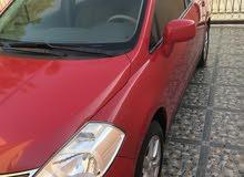 بيع سيارة تيدا(2013)