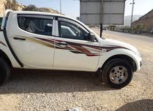 Manual White Mitsubishi 2015 for sale