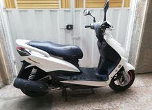 Used Yamaha motorbike directly from the owner