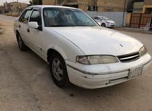 Automatic White Daewoo 1996 for sale