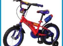 دراجة سبايدرمان للاطفال