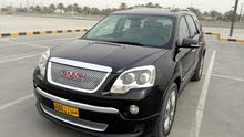 Black GMC Acadia 2012 for sale