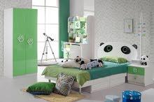 غرفه اطفال بتصميم عصري