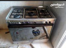 غاز طهي مستعمل نظيف سلستين معه شفاط