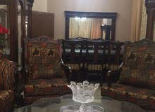 شقة طابق ارضي  دبل سوبر ديلوكس في جبل المغير  تستحق المشاهدة