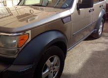 اقساط  سياره دوج للبيع بسعر مغري موديل 2007  فحص 4 جيد