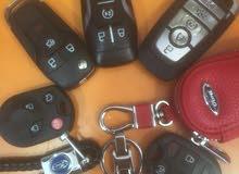 برمجه مفاتيح الفورد لكافه الموديلات وبافضل الاسعار ( فيوجن سي ماكس فوكس ريموت مفتاح )