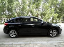 2013 CHEVROLET CRUZE FULL OPTION FOR SALE
