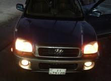 Hyundai Santa Fe car for sale 2002 in Irbid city