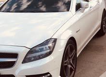 مارسيدس CLS 500 مويل 2013 EMG