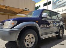 1999 Used Prado with Automatic transmission is available for sale