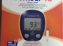 جهاز قياس السكر في الدم Contour TS
