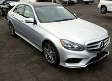 Used condition Mercedes Benz E 350 2014 with  km mileage