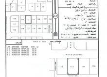 ارض سكنية - ولاية القابل - مساحة 600 متر بسعر منخفض