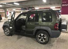 Jeep Cherokee in Dubai