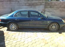Used condition Hyundai Sonata 2002 with +200,000 km mileage