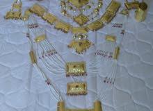 صدرة كاملة ذهب افريقي