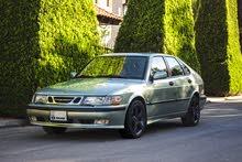 ساب 2002 للبيع بحالة ممتازة جداً Saab 93 2002