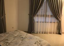 شقة راقية غرفتين وصالة مفروش وشامل في الجنبية