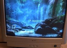 شاشه كومبيوتر نوع HP