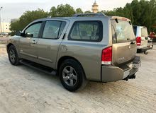Nissan Armada car is available for sale, the car is in New condition