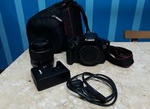 كاميرا Canon 1200d زيرو