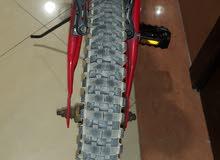 دراجه هوائية للبيع  150 اخر شي العمر 10 الى 13 سنه