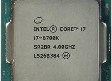 Intel Core i7-6700 Processor  8M Cache, up to 4.00 GHz