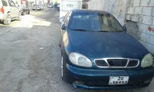 Green Daewoo Lanos 2 1997 for sale
