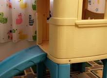 بيت أطفال +زحليقة