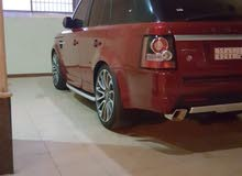 For sale 2012 Red Range Rover Sport