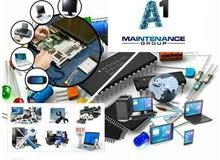 صيانة الأجهزة الإلكترونية Electronics Maintenance