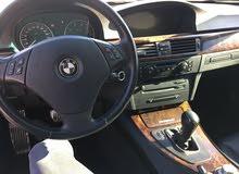 BMW320i سيارة جمرك كيف واصله سيارة الله يبارك فل امصكر   كماليات