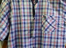 للبيع قميص رجالى  مقاس 4XXXXL- .3XXXL  للجادين