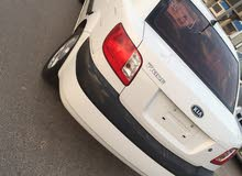 Automatic White Kia 2007 for sale