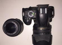 Nikon 3100D With extra lens