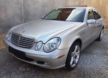 Mercedes Benz E 320 2005 For sale - Silver color