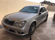 +200,000 km mileage Mercedes Benz E500 for sale