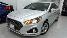 HYUNDAI SONATA 2.4 PANORAMA MODEL 2018 {356862451}