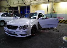 Used Mercedes Benz CLK in Northern Governorate