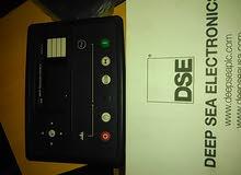 لوحات تشغيل المولدات الكهربائي حماية المولدات
