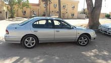 Manual Blue Nissan 1998 for sale